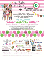 Girls Helping Girls Flyer